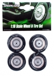 Ford Mustang II King Cobra, Wheels and Tire Set