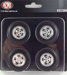 Chevrolet C10 Mag Wheels & Tire Set