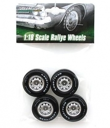 Mopar Rallye Wheel & Tire Set, Reifensatz