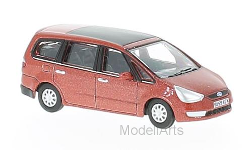 Ford Galaxy, metallic-rot
