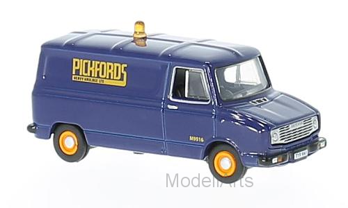 Sherpa Van, Pickfords