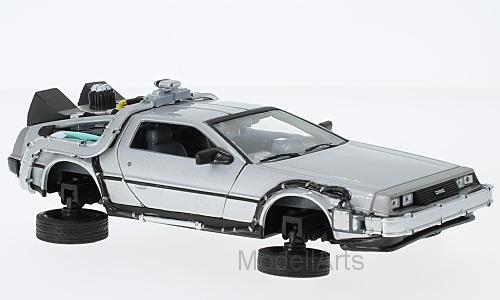 De Lorean Back to the future II, Flying Wheel Version