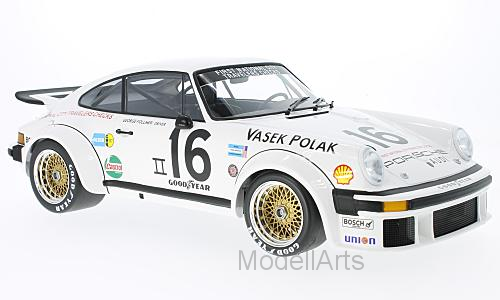 Porsche 934, No.16, Vasek Polak Racing Trans Am 1976, G. Follmer