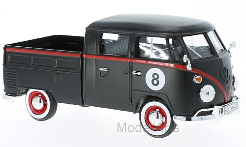 VW T1 schwarz, Hot Rod