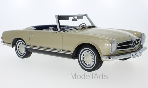 Mercedes 280 SL (W113), gold, Pagode, 1968