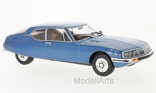 Citroen SM, metallic-blau, 1970