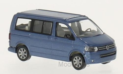 VW T5 GP California, metallic-blau