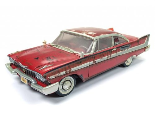 1958 Plymouth Christine - Dirty Version