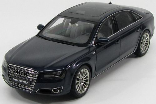 AUDI A8 W12 (D4) - 2010 - NIGHT BLUE