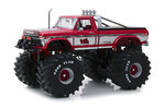 Kings of Crunch - King Kong - 1975 Ford F-250 Monster Truck 66-Inch Tires