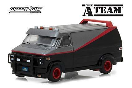 The A Team, 1983 GMC Vandura, (1983-1987 TV Serie)