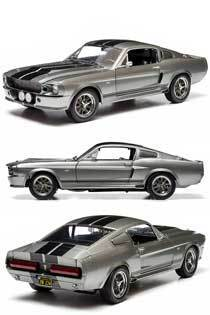 "Gone in sixty seconds (2000) - 1967 Ford Mustang ""Eleanor"""