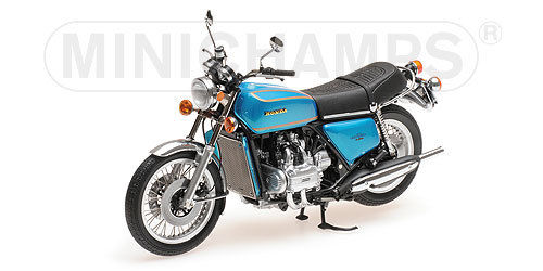 HONDA GOLDWING GL 1000 K3 - 1975 - TURQUOISE METALLIC