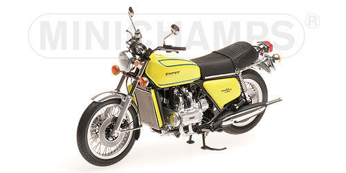 HONDA GOLDWING GL 1000 K3 - 1975 - YELLOW