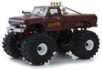 Kings of Crunch - Goliath - 1979 Ford F-250 Monster Truck 66″ Tyres