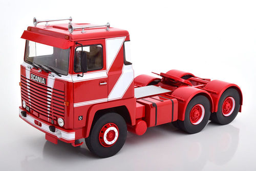 Scania LBT 141 1976  red/white