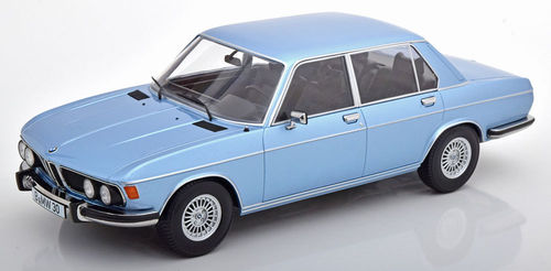 BMW 3.0S E3 2.series 1971  lightblue-metallic Limited Edition 1250 pcs.