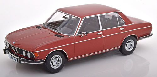 BMW 3.0S E3 2.series 1971  red-brown-metallic Limited Edition 1000 pcs.