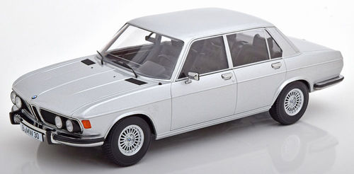 BMW 3.0S E3 2.series 1971  silver Limited Edition 750 pcs.