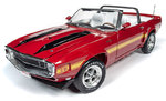 1970 Shelby Mustang Convertible in Candy Apple Red - Hemmings Muscle Machines