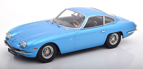 Lamborghini 400 GT 2+2  1965 lightblue-metallic Limited Edition 1000 pcs.
