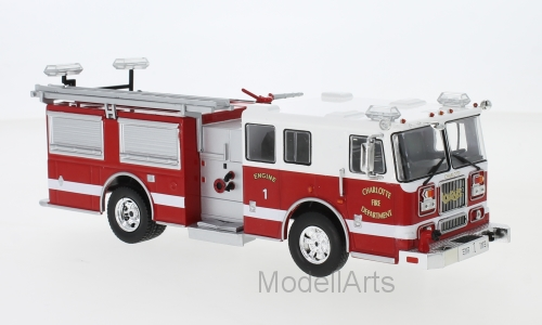 Seagrave Marauder II, Charlotte Fire Department
