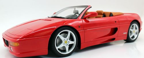 Ferrari 355 Spyder Red