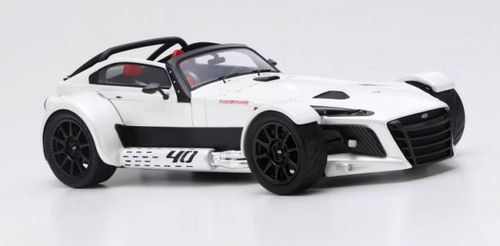 Donkervoort D8 GTO-40 Anniversary White