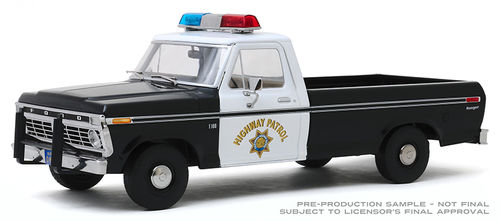 1975 Ford F-100 - California Highway Patrol