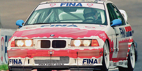 BMW 318IS CLASS II - BMW FINA-BASTOS TEAM - TASSIN/RAVAGLIA/BURGSTALLER - WINNERS 24H SPA 1994