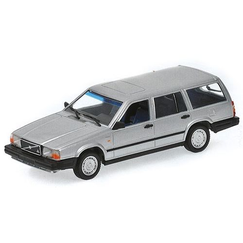VOLVO 740 GL BREAK - 1986 - SILVER
