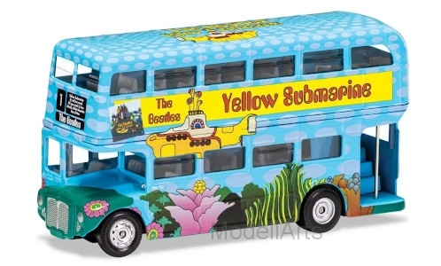 London Bus, The Beatles, Yellow Submarine