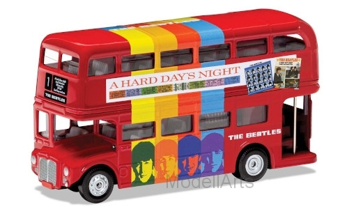 London Bus, The Beatles, A Hard Days Night