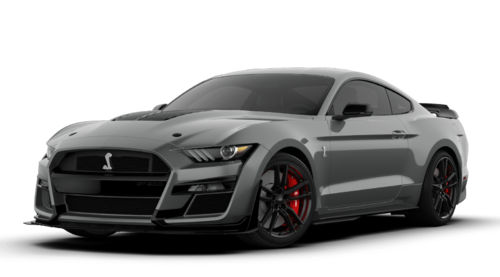 2020 FORD SHELBY GT500 2020 Magnetic grey