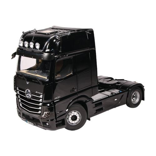 Mercedes-Benz Actros 4x2 GigaSpace (with Kamera) black 1:18