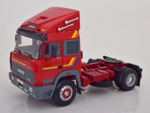Iveco Turbo Star 1988 orange-rot  Limited Edition 400 pcs. (TV-Serie Auf Achse