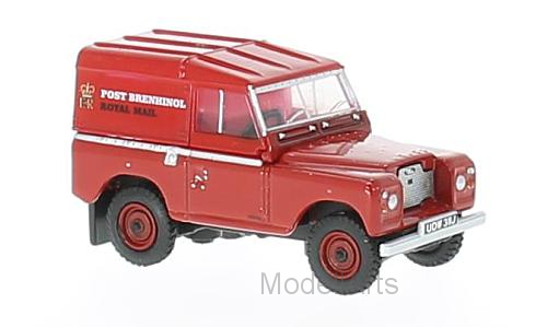 Land Rover Series IIA SWB Hard Tp, Royal Mail (Po Recovery)
