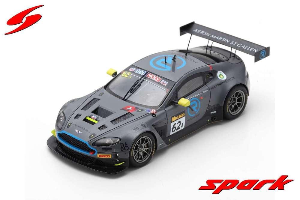 Aston Martin Vantage Gt3 No 62 R Motorsport 2nd Bathurst 12h 2019 Modellauto