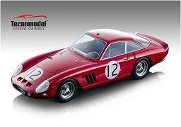 Ferrari 330 Lmb Le Mans 24h 1963 12 5th Place Maranello Concessionaires Lmt 110 Pcs Modellauto