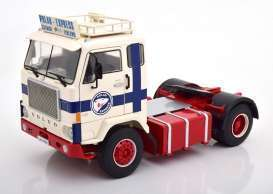 Volvo F88 Polar Express 1965  white/blue/red  Limited Edition 700 pcs