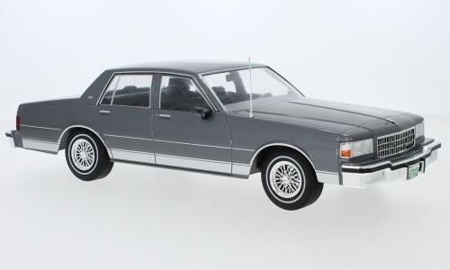 Chevrolet Caprice Metallic Grau 1987 Modellauto